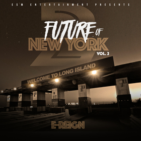 Future Of New York Vol. 2 E-Reign front cover