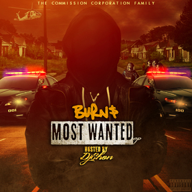 Most Wanted EP Burn$ front cover