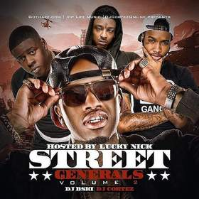 Street Generals 2 Lucky Nick front cover