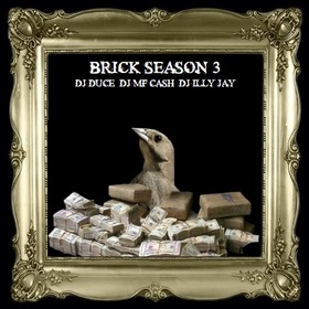 Brick Season 3 DJ Duce front cover