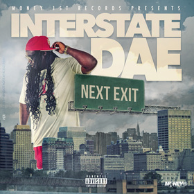Next Exit Interstate Dae front cover