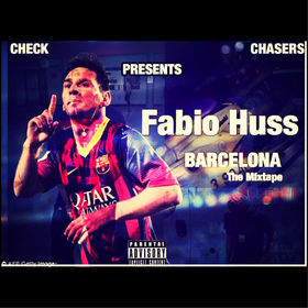 Fabio Huss Barcelona The Mixtape DJ Chase front cover