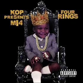 K.O.P Presents Money Issues 4 Four Rings Colossal Music Group front cover