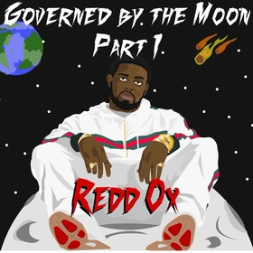 Governed By The Moon Pt. 1 Redd Ox front cover