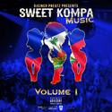 Sweet Kompa Music Volume 1 #KompaMusic DJ Cinco P Beatz front cover
