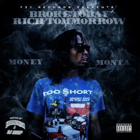 Broke Today Rich Tomorrow Money Monta front cover