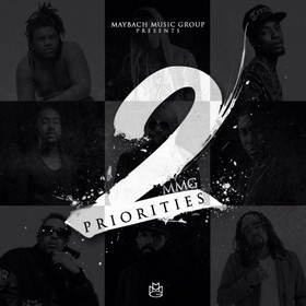 Priorities 2 MMG front cover