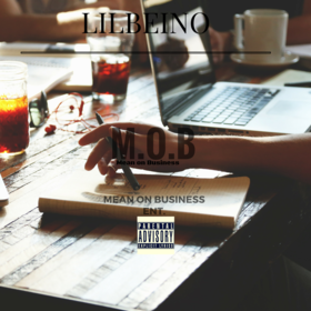 MeanOnBusiness Lil Beino front cover