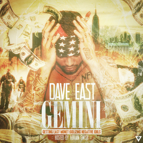 Gemini Dave East front cover