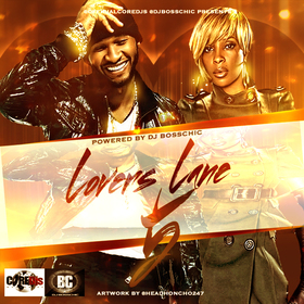 Lover's Lane 5 DJ Boss Chic front cover
