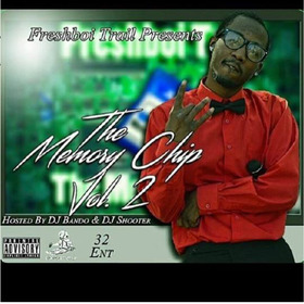 The Memory Chip Vol.2 Freshboi Trail front cover