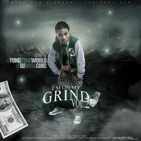I'm On My Grind 2 DJ Boss Chic front cover