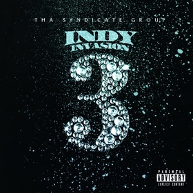 Indy Invasion 3 DJ Infamous front cover