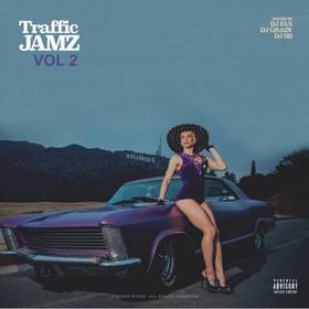 Traffic Jamz 2 DJ S.R. front cover