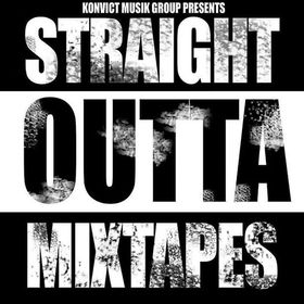STRAIGHT OUTTA MIXTAPES Various Artists front cover