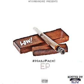 #Hasjpack EP LOW! (ALMIGHTEA) front cover