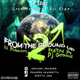 From The Ground Up 2 Phaneeq front cover
