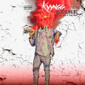 Kyyngg Slime Kyyngg front cover