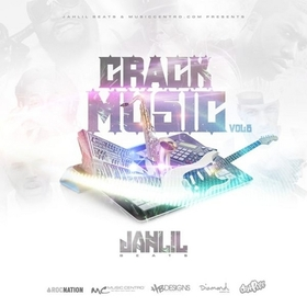 Crack Music 6 Jahlil Beats front cover