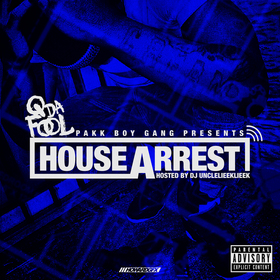 House Arrest Q Da Fool front cover