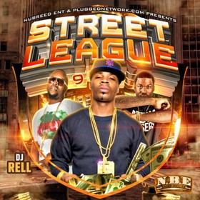 Street League 9 DJ Rell front cover