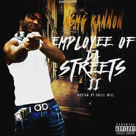 Employee Of The Streets 2 Kannon front cover