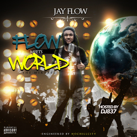 Flow Meets World Jay Flow front cover