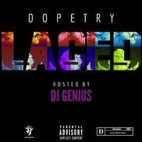 Laced Dopetry front cover