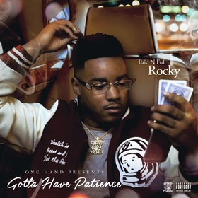 Gotta Have Patience PnF ROCKY front cover