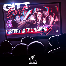 History In The Making Vol.3 Gitt Swift front cover