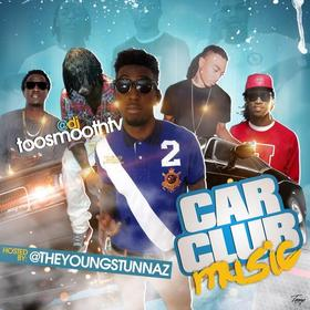 Car Club Music DJ TooSmooth front cover