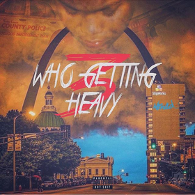 Who Getting Heavy 3 Heavy G front cover