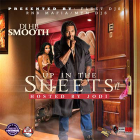 Up In The Sheets  DJ HB Smooth front cover