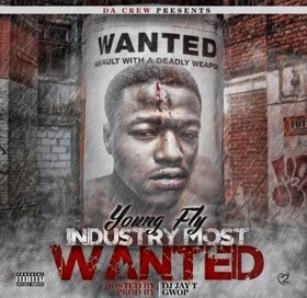 Industry Most Wanted DC Young Fly front cover
