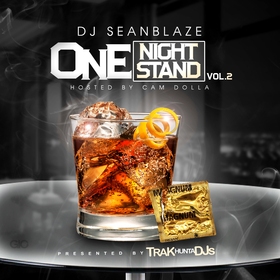 One Night Stand Vol. 2 DJ Seanblaze front cover