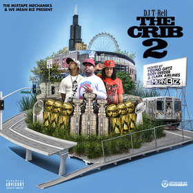 The Crib 2 DJ T-Rell front cover