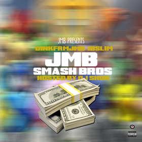 Smash Bro's JMB Smash Bros front cover