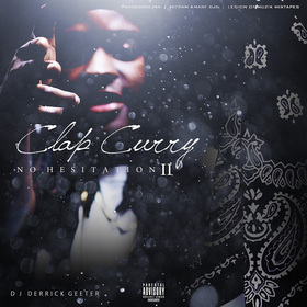 No Hesitation 2 Clap Curry front cover