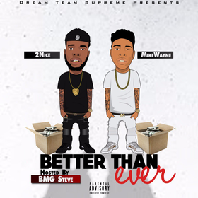 Better Than Ever 2Nice front cover