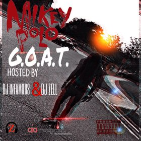 G.O.A.T. (Greatest Of All Time) Mikey Polo front cover