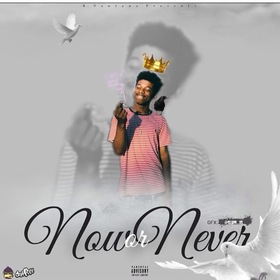 K Santana - Now Or Never Heavy G front cover