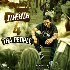 4 The People Ghetto (June Bugg) front cover
