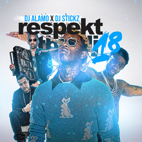 Respekt The DJ Pt 18 DJ Alamo front cover