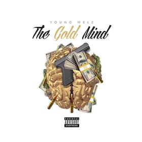 The Gold Mind Young Melz  front cover