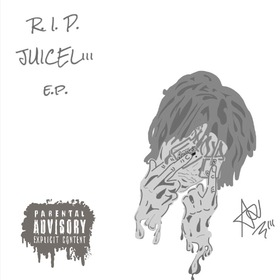 R.I.P. Juiceliii EP DonFreee front cover