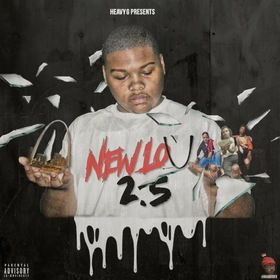 New Lou 2.5 (The EP) Heavy G front cover