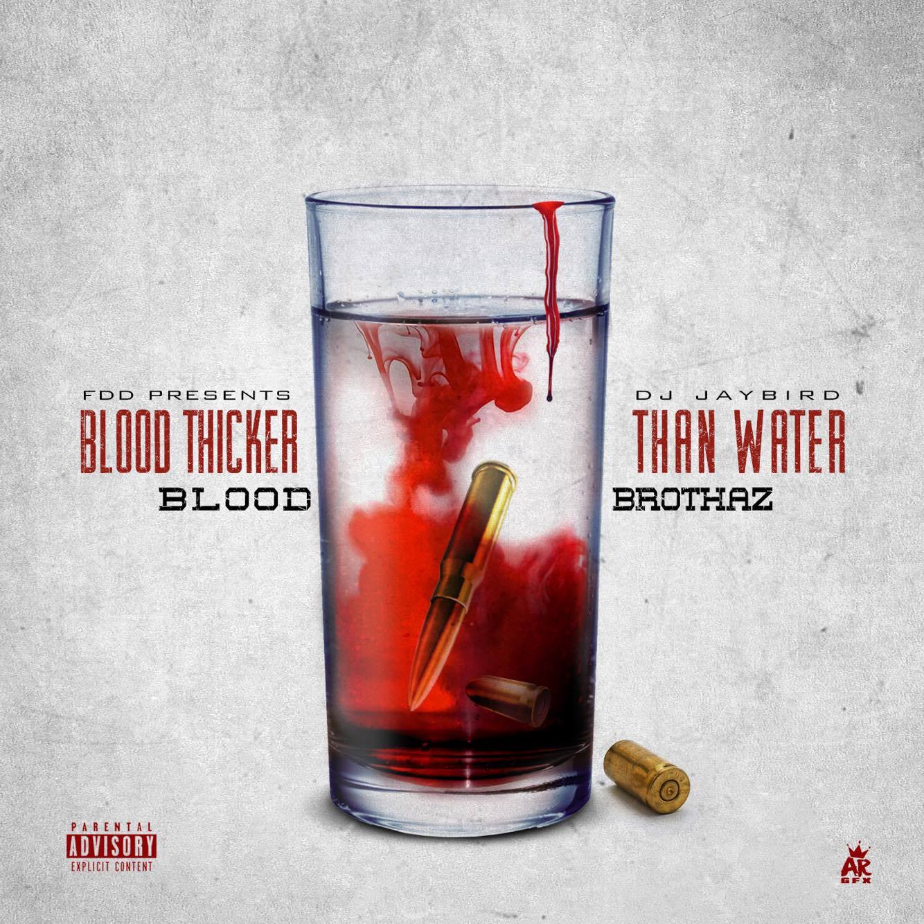 Blood Brothaz - Blood Thicker Than Water | Spinrilla