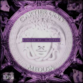 Medusa [Screwed By. SLXWPXKX] Cartier'GOD (OceanGANG) front cover