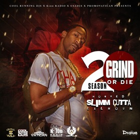 Grind Or Die Season 20 CHILL iGRIND WILL front cover