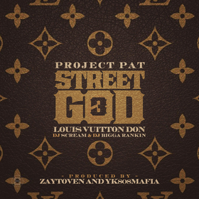 Street God 3 Project Pat front cover